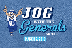 Jog with the Generals