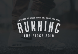 Running The Ridge 5K and 1 Mile Family Fun Run