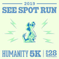 MTSU's See Spot Run for Humanity 5K