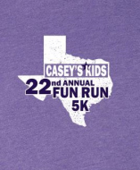 Casey's Kids Family Fun Run/5K