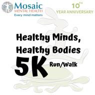 Healthy Minds, Healthy Bodies 5K Run/Walk