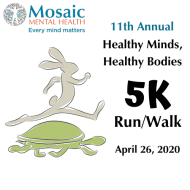 Healthy Minds, Healthy Bodies 5K Run/Walk
