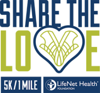 Share the Love 5K/1 Mile
