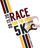 Race for the Gold 5K & 1 Mile Fun Run/Walk