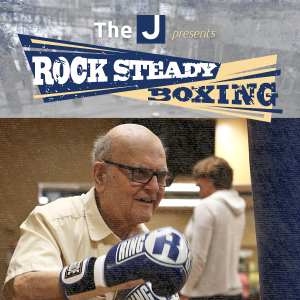 Rock Steady Boxing at The J