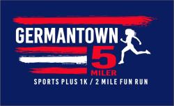 Germantown 5 Miler, Sports Plus 1K & 2 Mile Family Fun Run