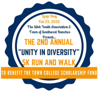 A Race for Unity in Diversity 5K Run/Walk