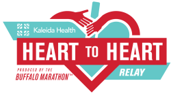 Kaleida Health Heart to Heart Relay presented by the Buffalo Marathon