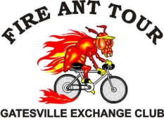 25th Annual Fire Ant Tour- June 12, 2021