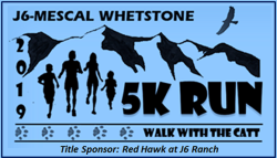 Whetstone 5k Run/Walk With The CATT