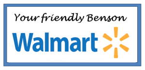 Your Friendly Benson Walmart