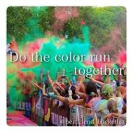 Best Buddies Color Run