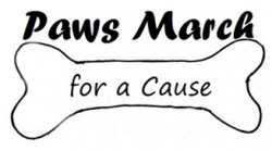 Paws March for a Cause