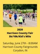Harrison County Fair 5k/10k/Kid's Mile