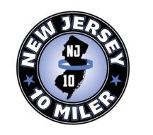 NJ 10 Miler and 5k
