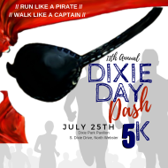 Dixie Day Dash 5K