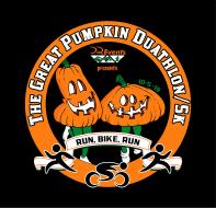 The Great Pumpkin Duathlon & 5k *#