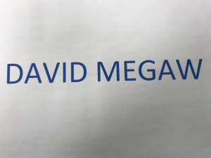 Dave Megaw