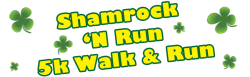 Shamrock 'N' Run 5k run/walk