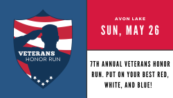 Veterans Honor Run