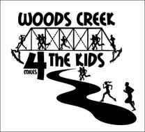 Woods Creek Trail Run 4 the Kids