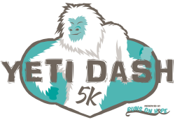 The Yeti Dash 5K is a Running race in Greenhurst, New York consisting of a 5K.