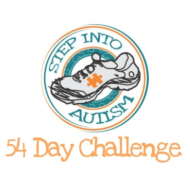 Step Into Autism 54-Day Challenge