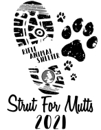 VIRTUAL Strut for Mutts 2021