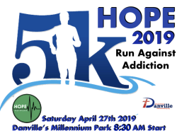 HOPE 2019 Run Against Addiction