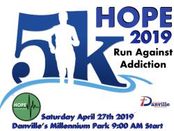 HOPE 2019 Run Against Addiction