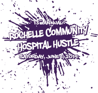 Rochelle Community Hospital Hustle 5k Walk/Run
