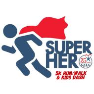 CASA Superhero 5k Fun Run & Kids Dash