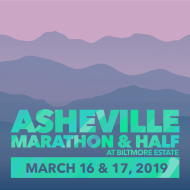 Asheville Marathon and Half at Biltmore Estate