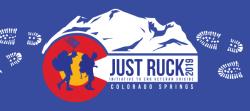 Just Ruck 5K, Colorado Springs (Garden of the Gods)