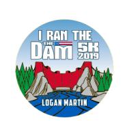 The Logan Martin Dam 5K