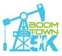 Boomtown 5k Run & 2 Mile Walk