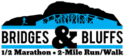 Bridges and Bluffs Half Marathon