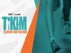TIKIM Filipino Food Fun Run 2019