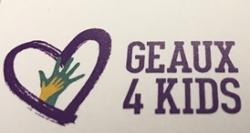 Geaux 4 Kids 5k