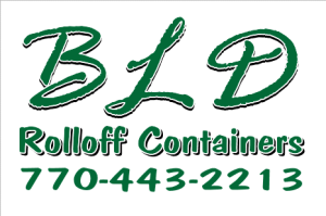 BLD Rolloff Containers