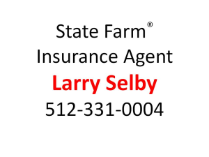Larry Selby