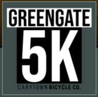 RRRC Volunteers for Carytown Bikes 5K at Greengate (Club Contract Race)