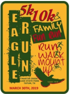 Eagle Run The Daingerfield Days Fall Festival 5K is a Running race in Daingerfield, Texas consisting of a 5K.