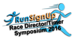 RunSignUp Race Director/Timer Symposium
