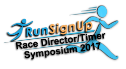 2017 RunSignUp Symposium