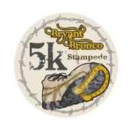 Bryant Bronco 5k Stampede