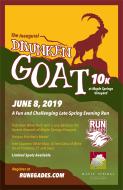 The Drunken Goat 10K @ Maple Springs Vineyard