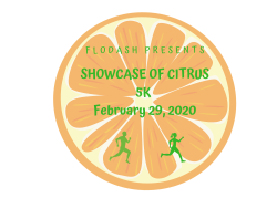SHOWCASE OF CITRUS 5K