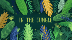 In the Jungle 5k