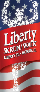 11th Annual Liberty 5k Run/Walk